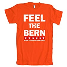 American Apparel: Feel The Bern Bernie Sanders T-Shirt