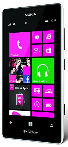 Nokia Lumia 521 GSM Unlocked Windows Smartphone - White (Certified Refurbished) (Windows Phone New compare prices)