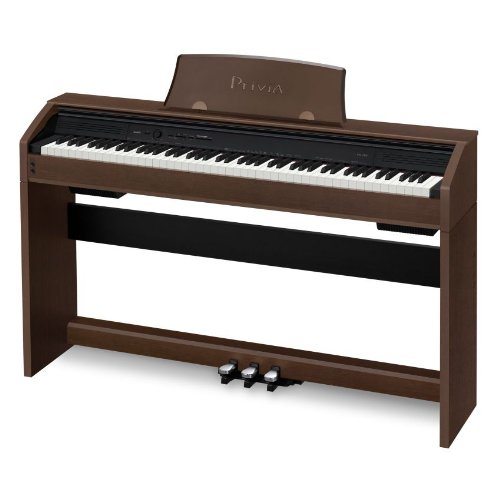 Casio PX750 BN 88-Key Digital Piano – Brown
