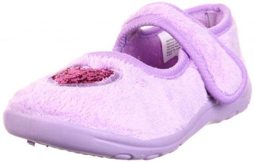 Ragg Kids' Sweetie Ll Mary-Jane Slipper,Lavender,2 M front-107775