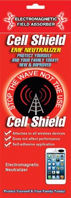 Cell Shield Cell Phone Radiation Protection