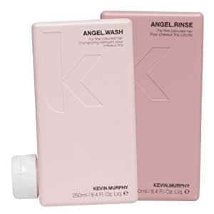 Kevin Murphy Angel Wash and Rinse For Fine Coloured Hair 8.4 oz set