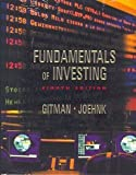 Fundamentals of Investing with Internet Guide for Finance (8th Edition) (0201764865) by Gitman, Lawrence J.