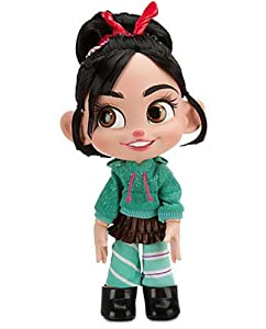 Amazon.com: Disney Wreck-It Ralph Vanellope Von Schweetz Talking Doll