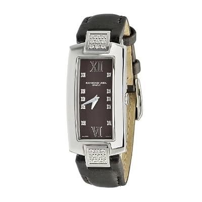Raymond Weil Women's 1500-ST3-00775 Shine Stainless Steel Case & Bracelet Watch from Raymond Weil
