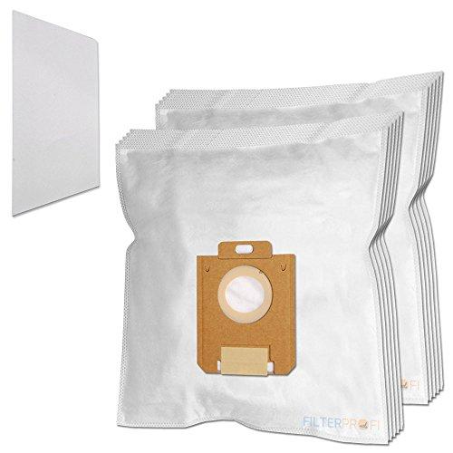 10 Staubsaugerbeutel / Staubbeutel / Filtertüten geeignet für AEG / AEG-Electrolux AEO 5400 bis 5499 Essensio