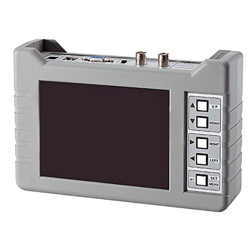 """Test Monitor Large 5.6"""" Lcd Screen, Portable Cctv Camera Tester, Ptz, Vga Tester With Long Battery Life Up To 8Hrs"""
