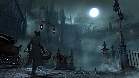 【PS4】Bloodborne(通常版)