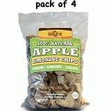 Apple Wood Chips Bundle 4 Pk