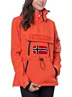 Geographical Norway Softshell Tulbeuse (Coral)