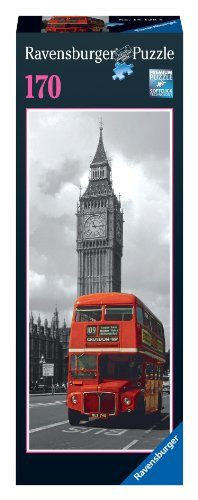 Ravensburger London Bus Puzzle, 170-Piece - 1