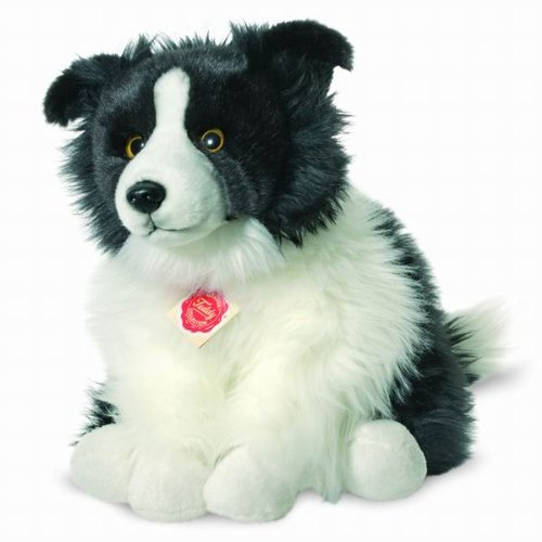 teddy-hermann-plush-soft-toy-cuddly-border-collie-sheepdog-30cm