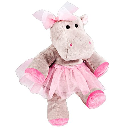 Tutu Hippo Stuffed Animal
