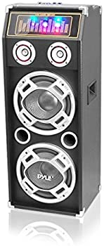 Pyle PSUFM1035A Bluetooth 1000W 2-Way Speaker System