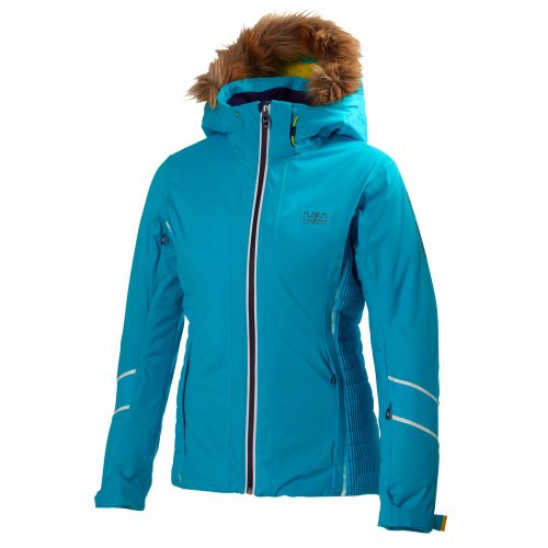 Helly Hansen Damen Panorama Jacket Ice Blue Small