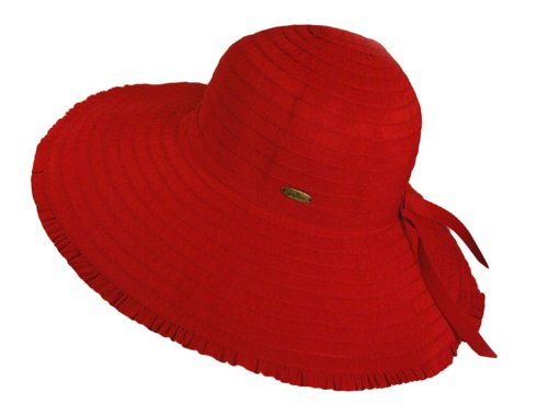 Travelers Crushable Wide Brim Hat in 9 Assorted Colors