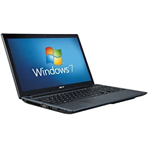 Acer Aspire 5733 15.6 inch Laptop (Intel Core i3-370M Processor, RAM 6GB, HDD 640GB, Windows 7 Home Premium 64-Bit)