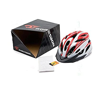 Hawkfish Mens/Ladies Adult Bike BICYCLE Helmet -EPS Safety Helmet- Available in 3 Colours-55-65CM from Hawkfish