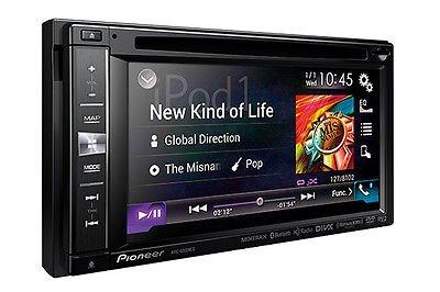 "New Pioneer Avic-6000Nex Double Din 6.1"" Touchscreen Navi/Mp3/Cd/Dvd/Bluetooth"