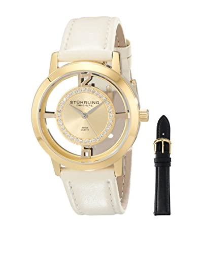 Stührling Original Reloj con movimiento cuarzo suizo Woman 388L2.SET.02 36 mm