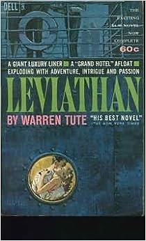 Leviathan ([Dell Books 60 cent series): Warren Tute: Amazon.com: Books