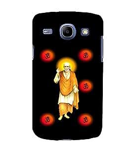 printtech Sri Sainath Sai Baba Back Case Cover for Samsung Galaxy J7 / Samsung Galaxy J7 J700F (2015 EDITION)