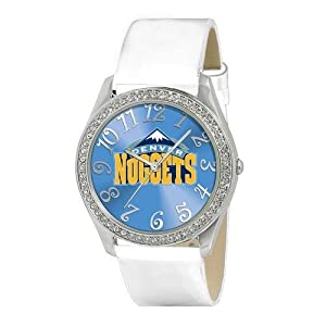 Denver Nuggets Ladies Watch - Designer Diamond Watch by Game Time