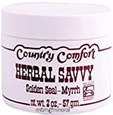 Herbal Savvy, Golden Seal-Myrrh, 2 oz (57 g) by Country Comfort