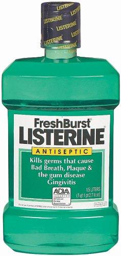 Listerine Antiseptic Mouthwash, Freshburst 1.5