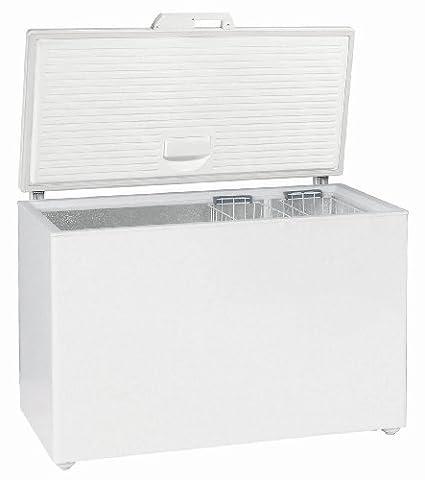 Liebherr GT 4232 Comfort Coffre Autonome Blanc A++ 380L - congélateurs (Coffre, Autonome, Blanc, Haut, A++, SN, T)