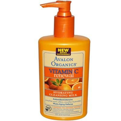 Vitamin C Hydrating Cleansing Milk 8.50 Ounces ( Multi-Pack)