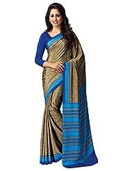 AG Lifestyle Women's Silk Saree(SD108, Olive Sky Blue)