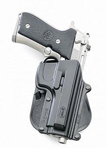 Concealed Carry Light Fobus Roto-Holster Beretta 92/96 Belt Gun Pouch Concealed HandGun & Pistol Pouch Tactical Hard Polymer