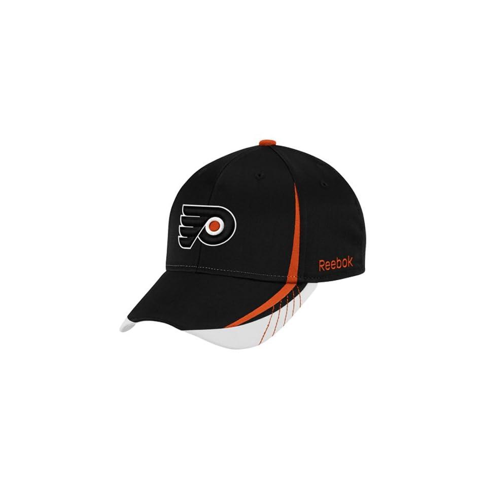 fcf6fd84b2c NHL Reebok Philadelphia Flyers Sudden Death Flex Hat on PopScreen