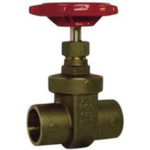 Red White Valve 2RW207AB Lead Free Commercial Gate Valve