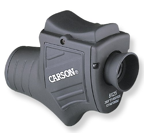 Learn More About Carson Bandit 8x25 Quick-Focus Monocular