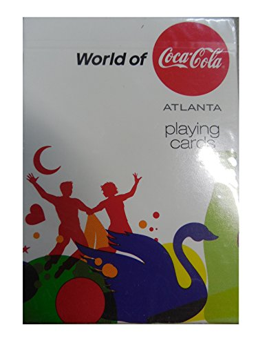 Bicycle / World of Coke Atlanta (Coca-Cola) Playing Cards (Complete Set)