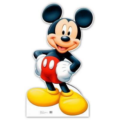 Mickey Mouse & Friends - Advanced Graphics Life Size Cardboard Standup