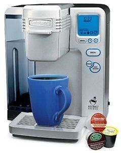 Cuisinart Coffee Machine - Single Serve
