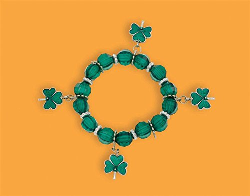 bracelet stretch st. pats - 1