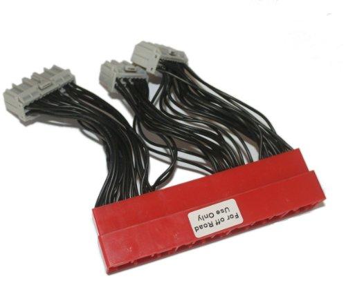 OBD2A to OBD1 ECU Jumper Conversion Harness Adapter for Acura Integra | Honda Accord / Civic / Del Sol / Prelude