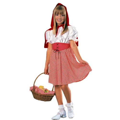Red Riding Hood Kids Costume WB