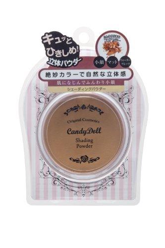 CandyDoll キャンディードール シェーディングパウダーN
