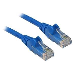 1m Cat5e Patch Cable BLUE x 10