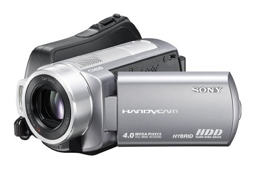 Sony DCR-SR210E Hard Disc Drive Handycam With X40 Zoom