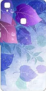 Go Hooked Designer Soft Back cover for Vivo V3 Max