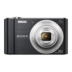 Save Rs 1653 on Sony Cyber-shot DSC-W810/B 20.1 MP Camera