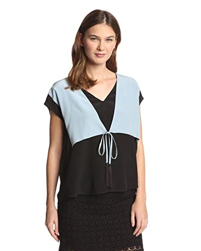 See by Chloé Women's Front Tie Top
