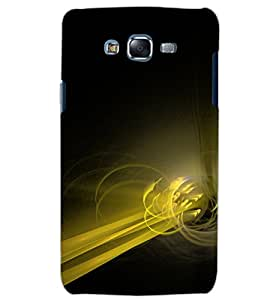 SAMSUNG GALAXY J5 LIGHT Back Cover by PRINTSWAG