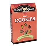 Healthy Baker All-Natural Dog Cookies, Harvest, 16-Ounce